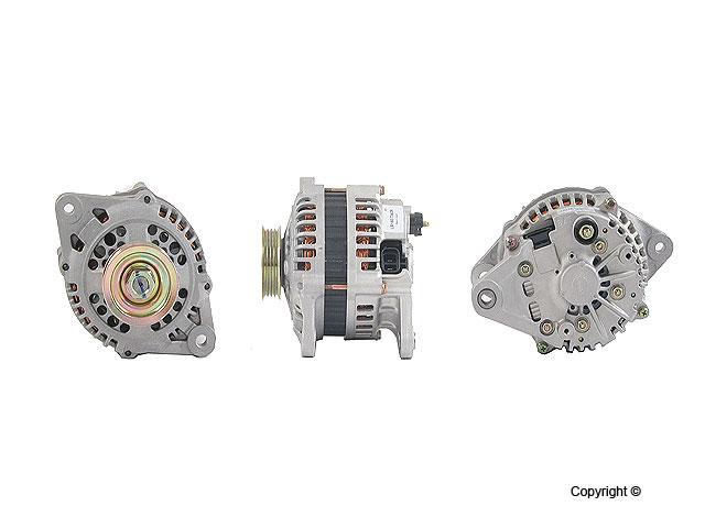 Nissan Alternator > Nissan 300ZX Alternator