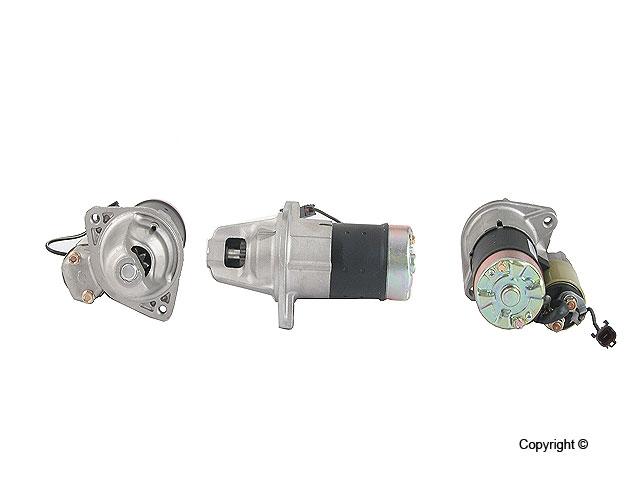 Nissan NX Starter > Nissan NX Starter Motor