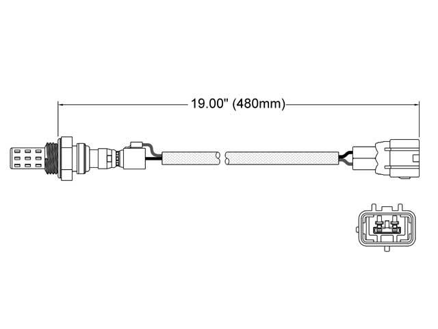 Toyota Celica O2 Sensor > Toyota Celica Oxygen Sensor