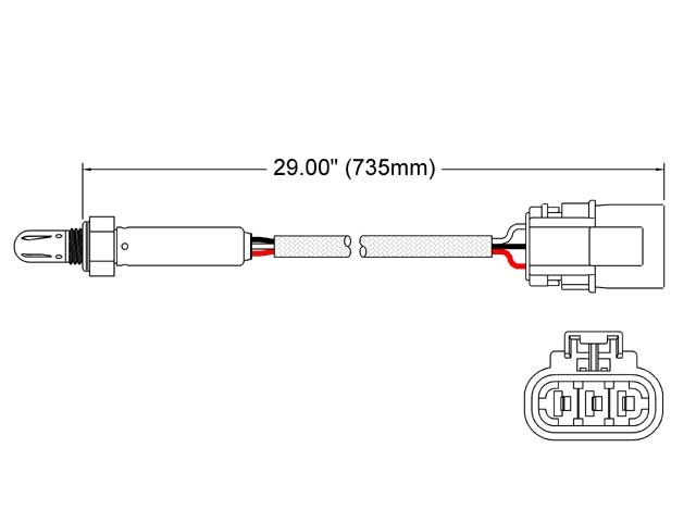 Mercury Villager Mercury Villager o2 Sensor