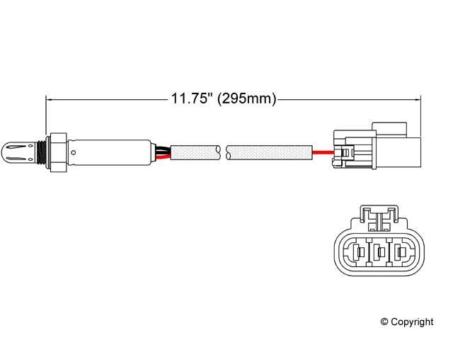 Nissan 240SX Oxygen Sensor > Nissan 240SX Oxygen Sensor