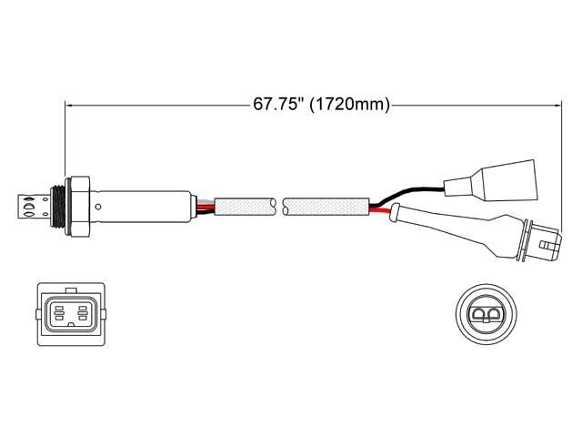 Volvo 740 Oxygen Sensor > Volvo 740 Oxygen Sensor