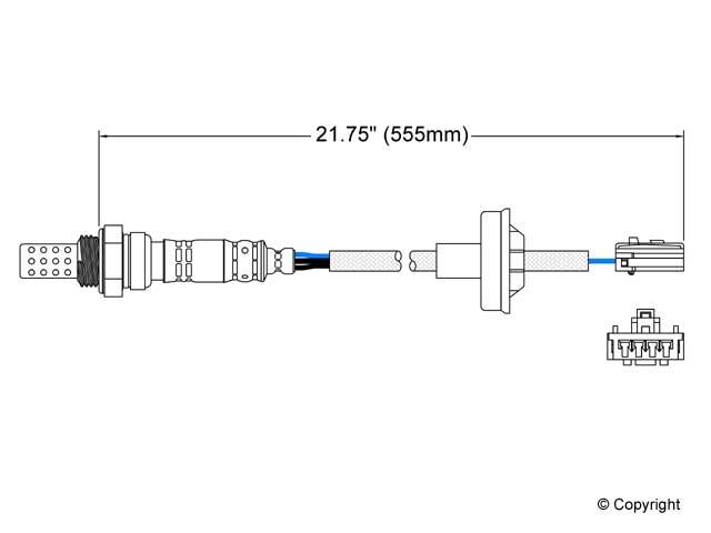Mitsubishi Lancer Oxygen Sensor > Mitsubishi Lancer Oxygen Sensor
