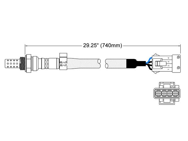 Volvo 850 Oxygen Sensor > Volvo 850 Oxygen Sensor