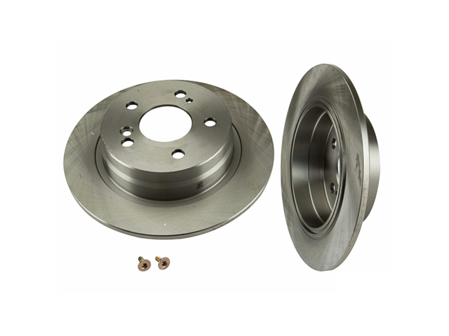 Mercedes Brake Rotor > Mercedes 300SL Disc Brake Rotor