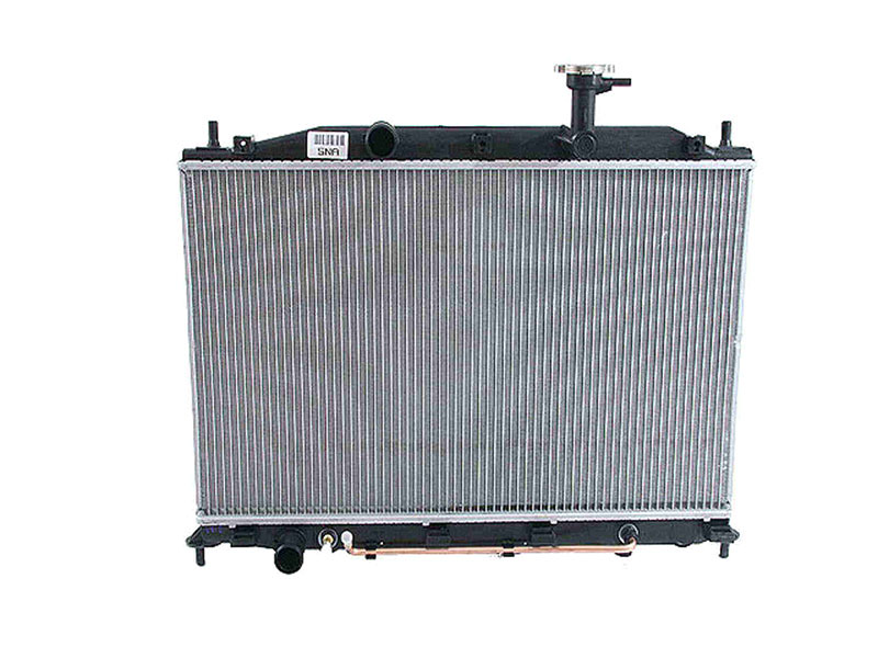 Hyundai Accent Radiator > Hyundai Accent Radiator