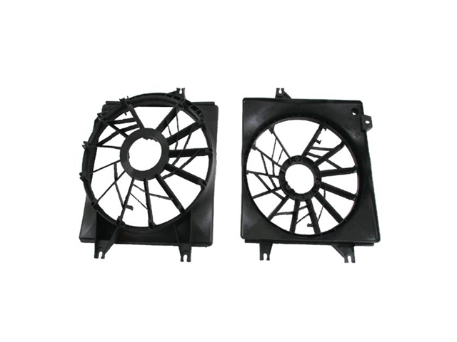 Hyundai Fan Shroud > Hyundai Tiburon Engine Cooling Fan Shroud