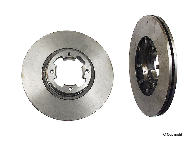 Subaru Rotors > Subaru DL Disc Brake Rotor