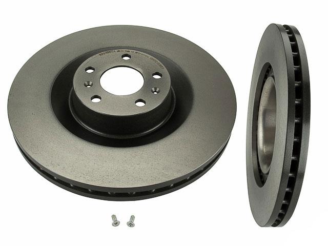 Volkswagen Phaeton Rotors > VW Phaeton Disc Brake Rotor