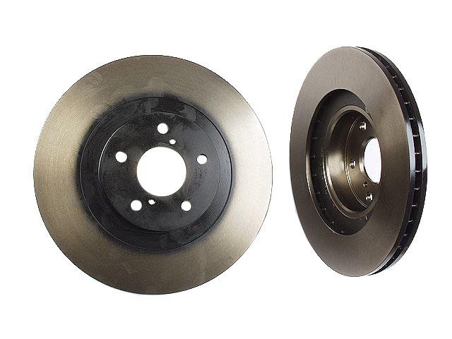Subaru Rotors > Subaru Impreza Disc Brake Rotor