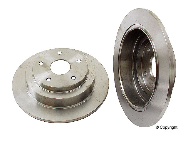 Subaru SVX Brakes > Subaru SVX Disc Brake Rotor