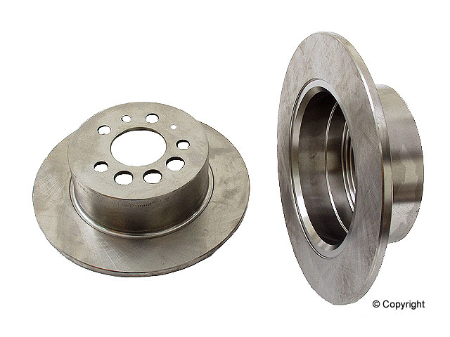 Volvo 740 Rotors > Volvo 740 Disc Brake Rotor