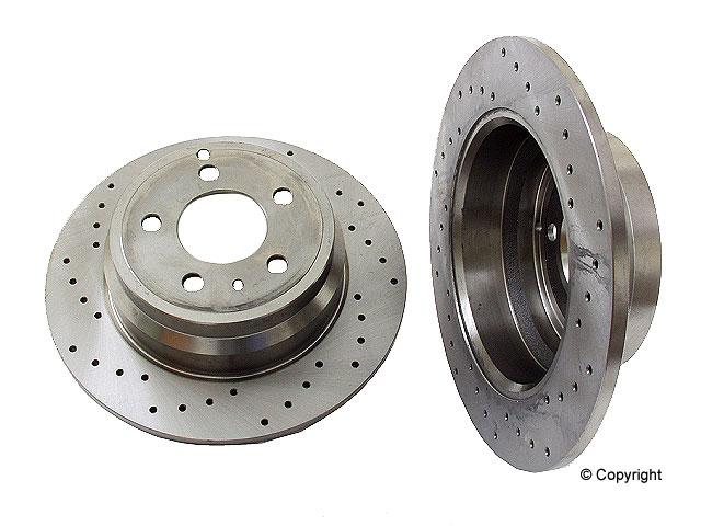 Volvo 850 Brake Disc > Volvo 850 Disc Brake Rotor