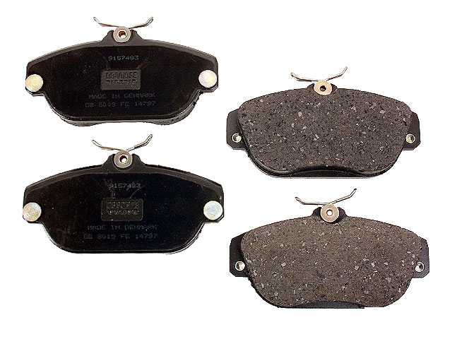 Volvo Brake Pads > Volvo 940 Disc Brake Pad