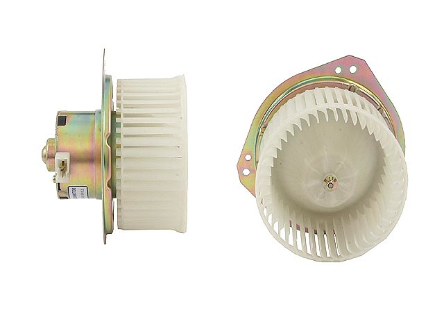 Nissan Heater Motor > Nissan Stanza HVAC Blower Motor