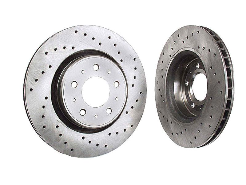 Volvo V70 Rotors > Volvo V70 Disc Brake Rotor