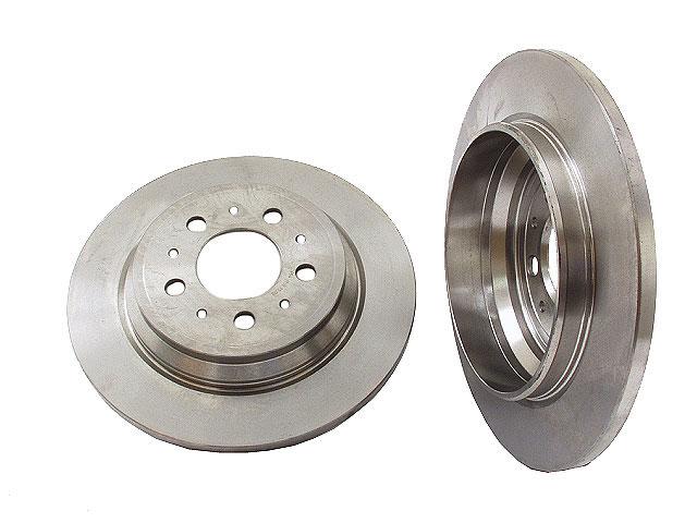 Volvo S70 Brake Disc > Volvo S70 Disc Brake Rotor