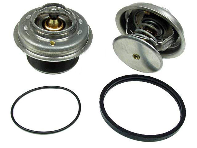 Volvo 760 Thermostat > Volvo 760 Engine Coolant Thermostat