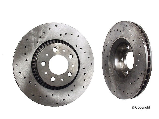 Volvo S80 Rotors > Volvo S80 Disc Brake Rotor