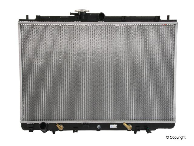 Honda Accord Radiator > Honda Accord Radiator