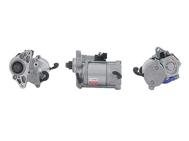 Toyota Starter > Toyota Land Cruiser Starter Motor