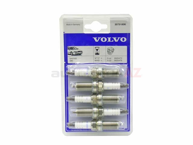 Volvo C70 Spark Plug > Volvo C70 Spark Plug