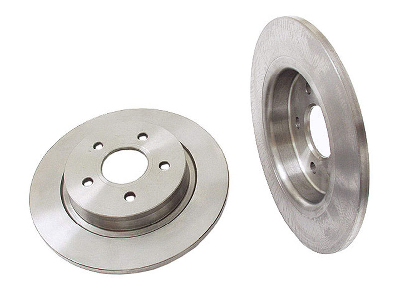 Volvo Brake Rotors > Volvo S40 Disc Brake Rotor