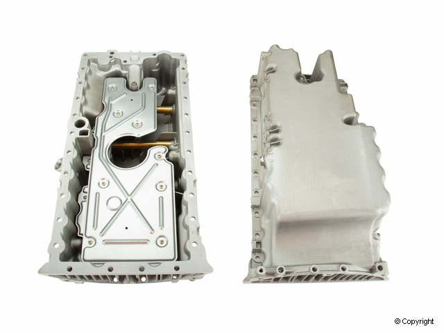 Volvo Oil Pan > Volvo S40 Engine Oil Pan