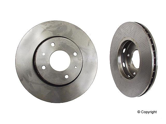 Volvo S40 Rotors > Volvo S40 Disc Brake Rotor