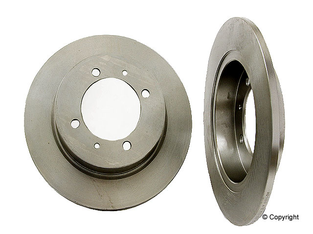 Volvo Rotors > Volvo V40 Disc Brake Rotor