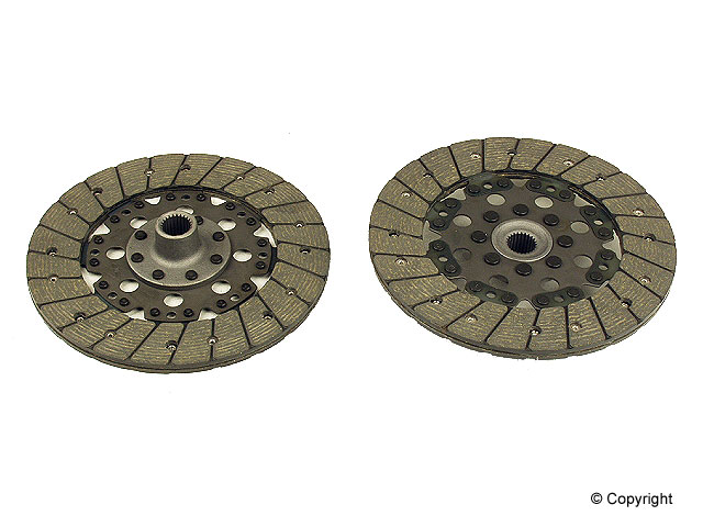 Volkswagen Clutch Disc > VW Fastback Clutch Friction Disc
