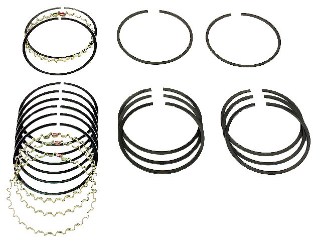 Volkswagen Piston Ring Set > VW Fastback Engine Piston Ring Set