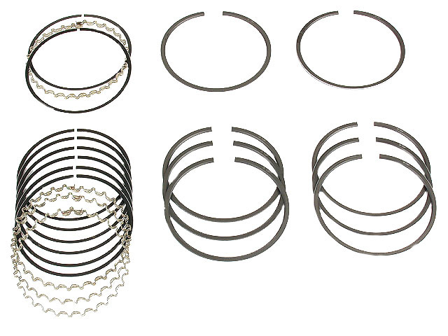 Volkswagen Piston Ring Set > VW Beetle Engine Piston Ring Set