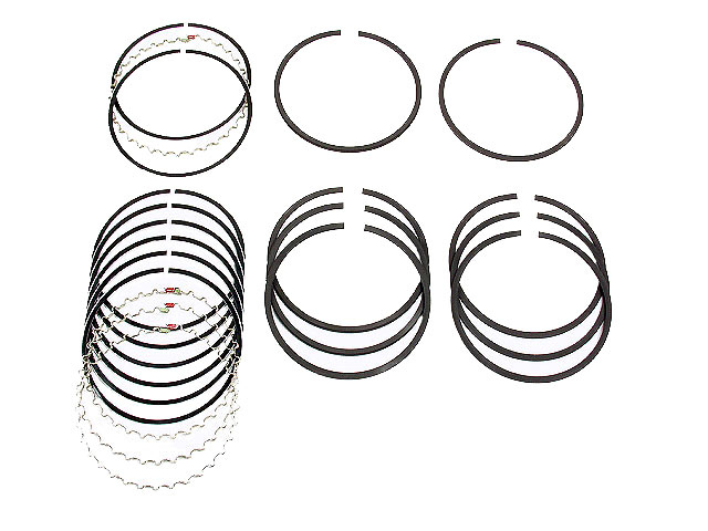 VW Piston Ring Set > VW Beetle Engine Piston Rin