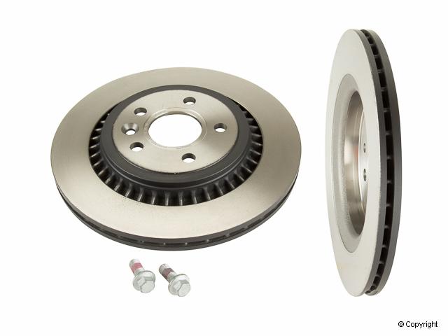 Volvo Brakes > Volvo S80 Disc Brake Rotor
