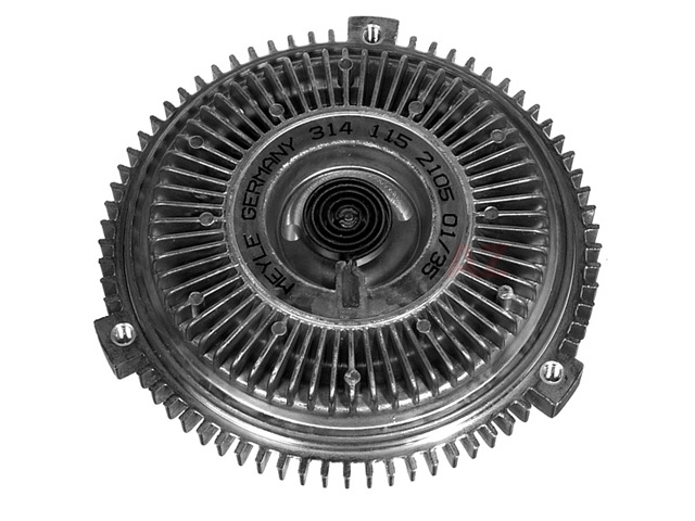 BMW Fan Clutch > BMW 740iL Engine Cooling Fan Clutch