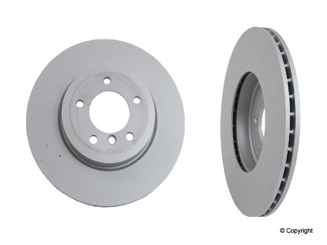 BMW 330I Rotors > BMW 330i Disc Brake Rotor