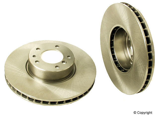 BMW 850CSI Rotors > BMW 850CSi Disc Brake Rotor
