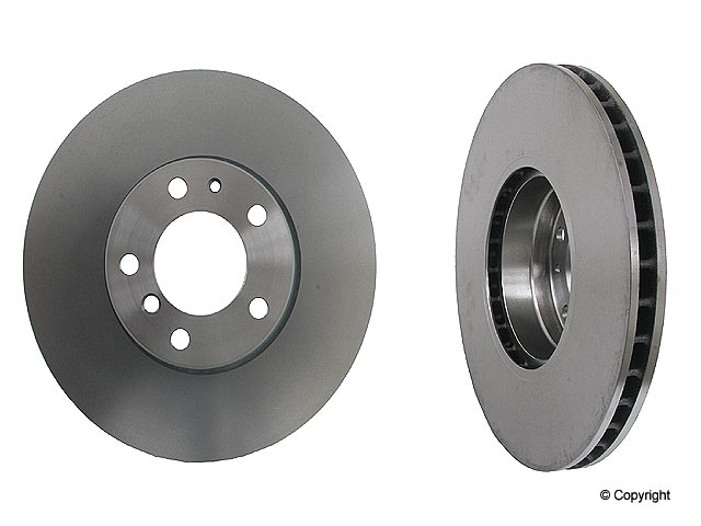 BMW 850CSI Brakes > BMW 850CSi Disc Brake Rotor