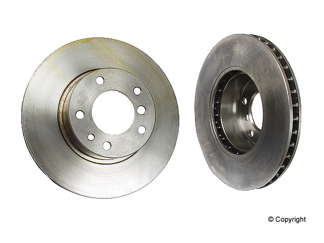 BMW 735IL Rotors > BMW 735iL Disc Brake Rotor