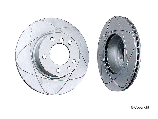 BMW 535i Rotors > BMW 535i Disc Brake Rotor
