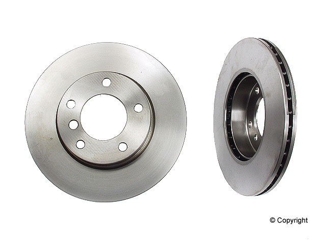 BMW Brakes > BMW 323is Disc Brake Rotor