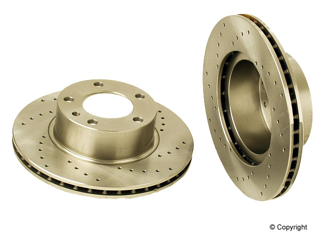 BMW 524TD Brake Disc > BMW 524td Disc Brake Rotor