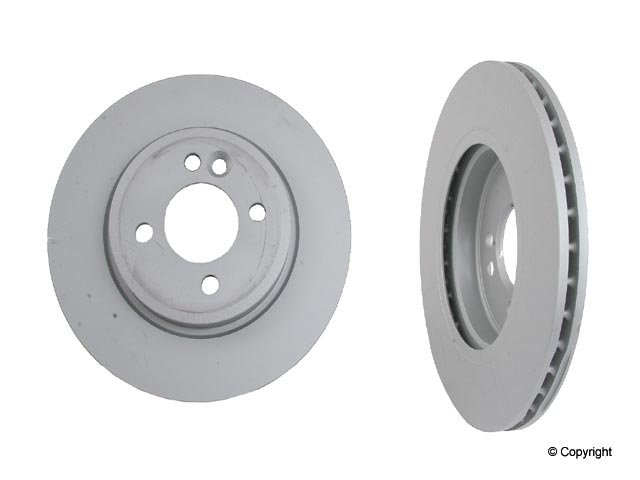 Mini Brake Rotors > Mini Cooper Disc Brake Rotor