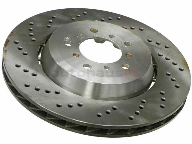 BMW Z4 > BMW Z4 Disc Brake Rotor