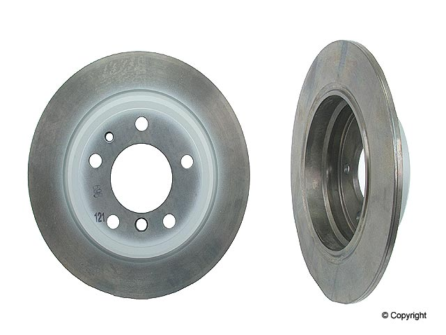 BMW 525IT Brake Disc > BMW 525iT Disc Brake Rotor