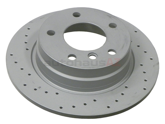 BMW 325IS Brake Disc > BMW 325is Disc Brake Rotor
