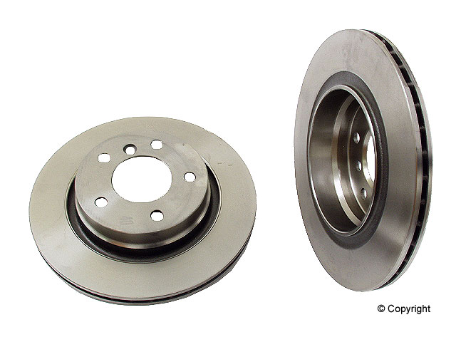 BMW 328CI > BMW 328Ci Disc Brake Rotor