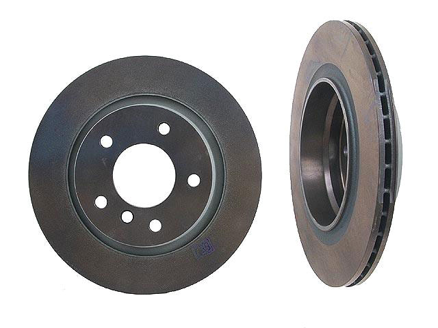 BMW 328CI Brake Disc > BMW 328Ci Disc Brake Rotor