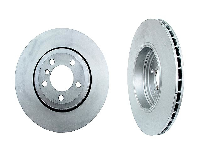 BMW Rotors > BMW 745Li Disc Brake Rotor